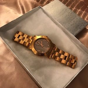 Marc by Marc Jacobs | Rose Gold Watch
